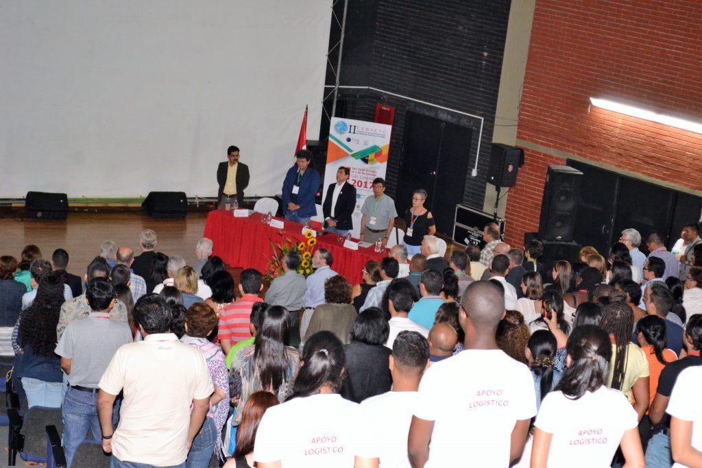 II CEMACYC 2017